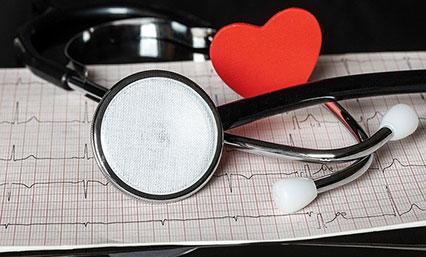 Beoordeling ECG bij een cardioloog