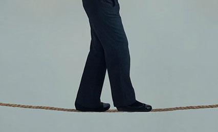 Evenwichtsstoornis fysio